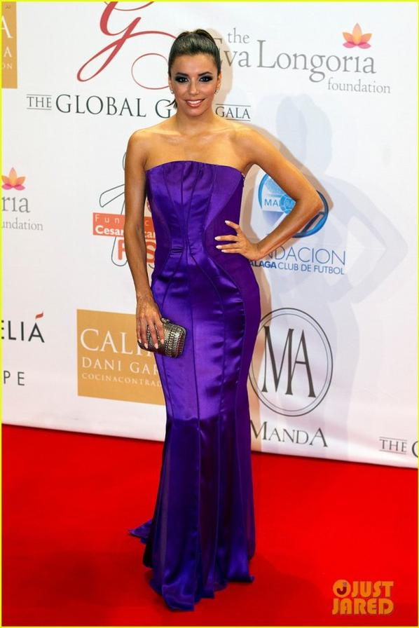 Eva Longoria : Global Gift Gala Givers!