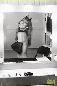 Celine Dion: Topless for 'V Magazine'