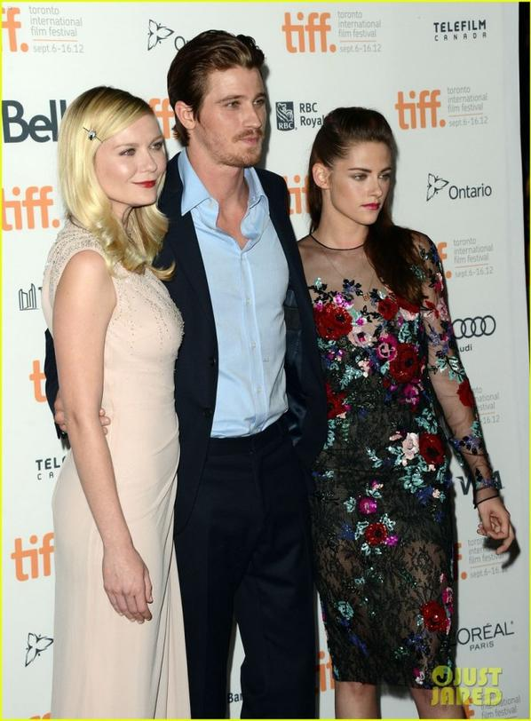 'On The Road' Premiere at Toronto Film Festival!