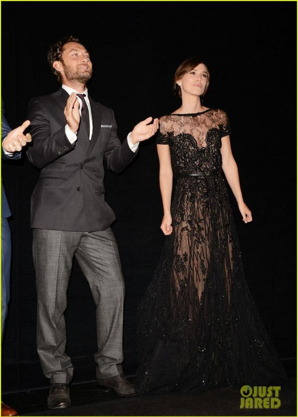 'Anna Karenina' Premiere at TIFF!