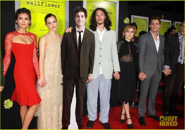 'Perks of Being a Wallflower' Premiere!