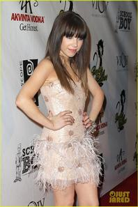 Carly Rae Jepsen: 'Kiss' Album Release Party!