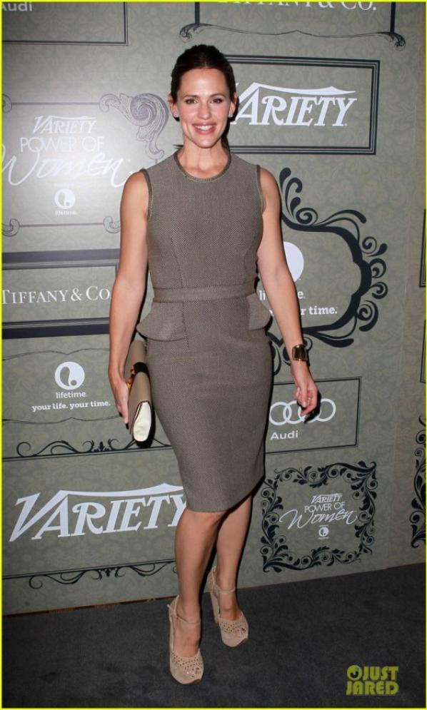 Jennifer Garner & Jessica Biel: Variety's Power of Women Event!