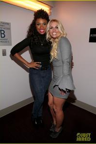 Halle Berry & Bobbi Kristina: Whitney Houston Tribute!