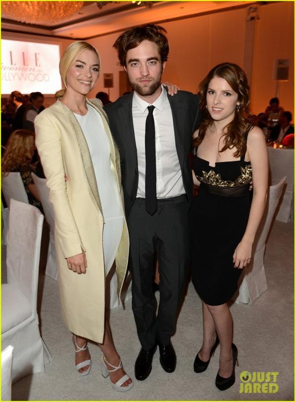 Robert Pattinson - Elle Women in Hollywood 2012