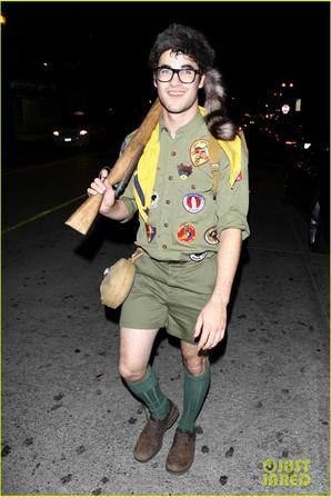 2012 Just Jared Halloween Party…