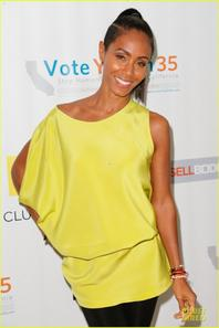 Jada Pinkett Smith: Stop Human Trafficking Event!