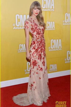 CMA Awards 2012 Red Carpet