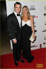 Jennifer Aniston & Justin Theroux: American Cinematheque Award Gala!