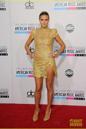 American Music Awards 2012 !!