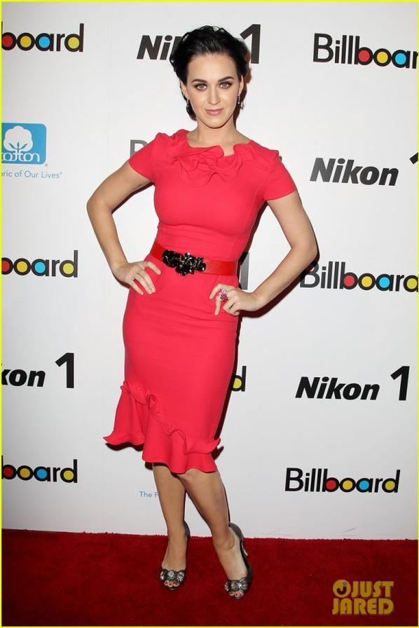 Katy Perry & Carly Rae Jepsen: Billboard Women in Music Luncheon 2012!