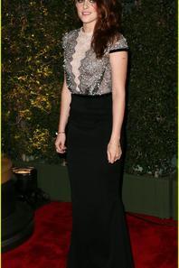 Kristen Stewart - Governors Awards 2012