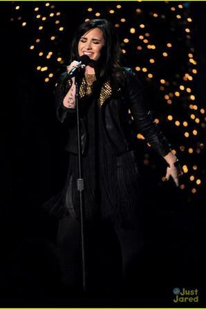 Demi Lovato: Christmas In Washington, D.C.!