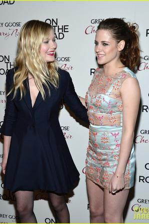 Kristen Stewart & Kirsten Dunst: 'On the Road' Premiere!