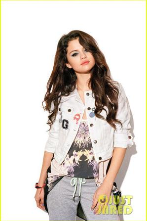 Selena Gomez Covers 'Nylon' February 2013