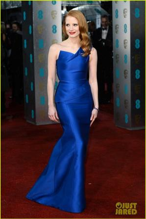 BAFTAs 2013 Red Carpet