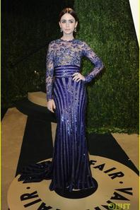 Vanity Fair Oscar Party / Elton John Oscars Party 2013