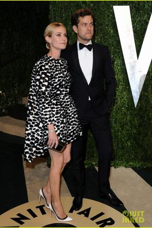 Vanity Fair Oscar Party / Elton John Oscars Party 2013
