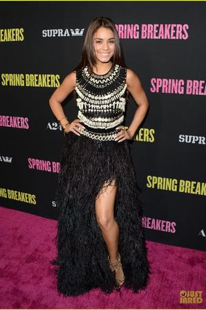 'Spring Breakers' Hollywood Premiere