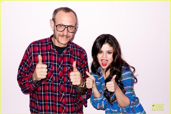 Selena Gomez: Pics of Selena by Terry Richardson !