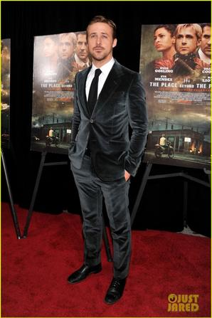 'Place Beyond the Pines' Premiere!