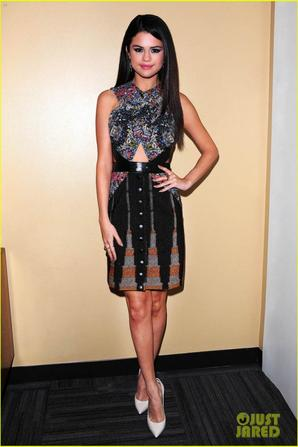Selena Gomez: 'Ellen' Performance Video & Backstage Pics!