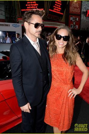 'Iron Man 3' Hollywood  Premiere!