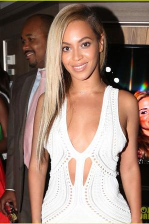 Beyonce : 40/40 Club Ten Year Anniversary Party!