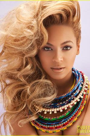 Beyonce Glitters 'Flaunt' Magazine's Latest Issue!