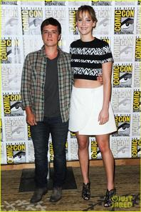 'Catching Fire' at Comic-Con
