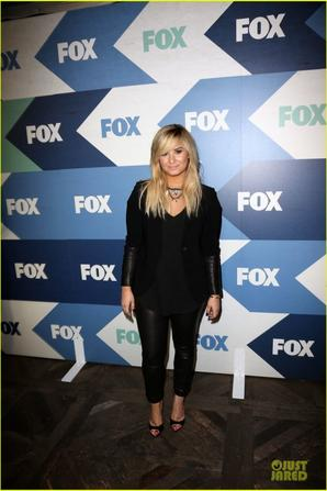Demi Lovato : Fox Summer TCA All Star Party!
