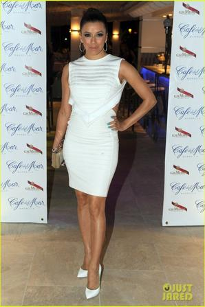 Eva Longoria Attends the Starlite Gala in Spain