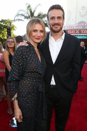 "Cameron Diaz & Jason Segel : ""Sex Tape"" Hollywood Premiere"