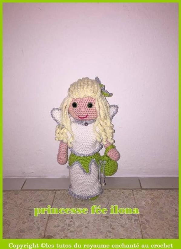 princesse fée ilona