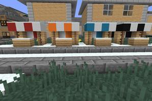 voici quelques batîments de avilia