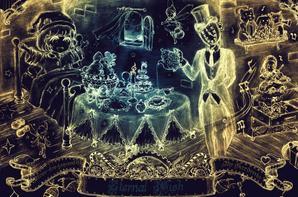 ¤+ Pour le 6ème Concours de dessin { Féerie & Imaginaire } chez Alove-for-Japanlife! +¤ : ~*The Fool's Love*~ & ~*Eternal Wish*~