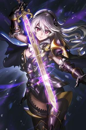 I'm Kamui - born in Hoshido, though raised in Nohr. I will fight for you with my Yato blade and dragon power !