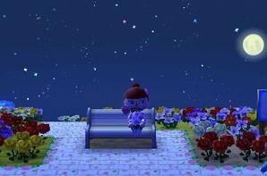 La lune d'automne