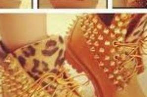 Chaussure de VIOLETTA !