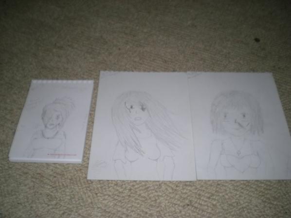 voici quelque un de mes dessin