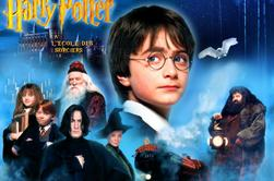 je suis un grand fan de la saga Harry potter