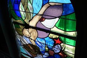 118 - Transept droit de l'église -