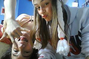 moi et ma Lauraaa