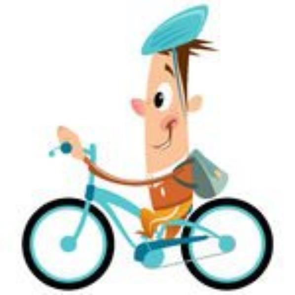 eh hop on pedales  avec notre ami ROLAND