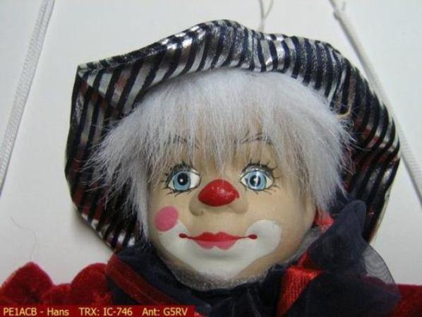 petits clin d'oeil a nos amis les clowns pour le sourire d'un enfant malade