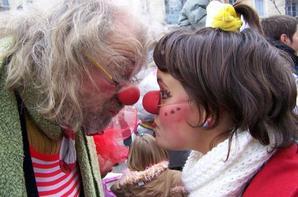 Eh oui la vrai image de nos amis clowns