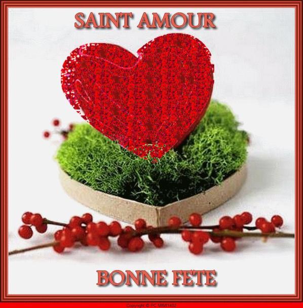 La Saint Amour, fête de l'amour