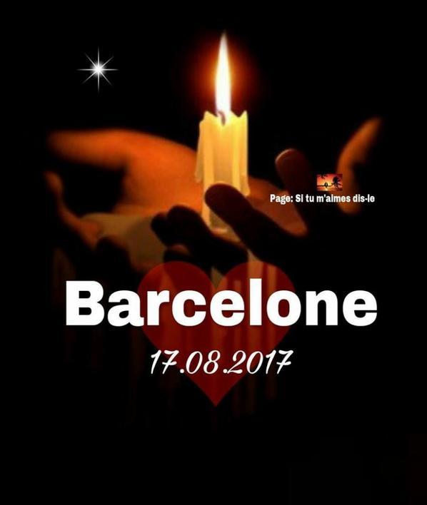 pensees pour barcelone