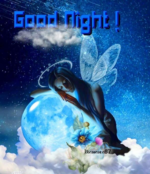 bonne nuit a demain