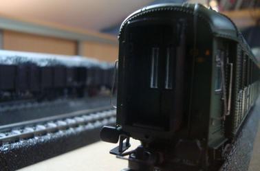 Voiture OCEM SNCF Jouef